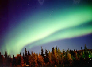 saskatchewan canada northern lights