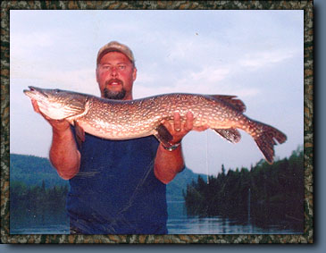 ontario northern pike fishing